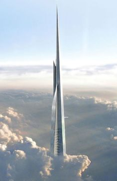 Jeddah Tower, previously dubbed Kingdom Tower, is expected to be the tallest building in the world once it is built