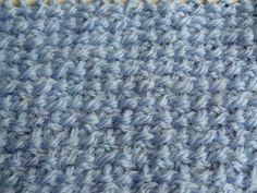Tunisian Crochet Scarf 02