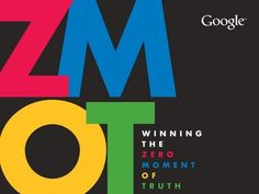 """'Zero Moment of Truth"""" clearly explains why every company needs a social media presence."""