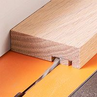 Cut perfect grooves & rabbets without a dado set