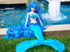 Hanon Hosho Mermaid form DD by AquaticMight.deviantart.com on @DeviantArt
