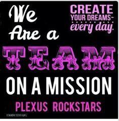 We have an amazing team!!