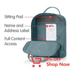 Outer Polypropylene Backpack Model:Kids Gender:Kids Concept:Outdoor cm cm cm Weight g L Non Textile Parts of Animal Origin:No Activity:Everyday Outdoor Laptop pocket:No Cool Stuff, Stuff To Buy, Projects To Try, Boards, Baby Shower, Birthday, Bathroom, Party, Christmas