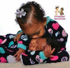 Layla Jayde - 16 Months & Mia Grace - 7 Weeks • Puerto Rican, Dominican & African American ❤❤