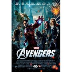 The Avengers.  Only watch AFTER you have seen The Iron Man films, Thor, and Captain America.  :)  You love it so much more after that.