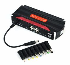 59.99$  Buy now - http://ali1ka.worldwells.pw/go.php?t=32770479376 - OEM Best Car Jump Starter 20000mAh 12V 4USB battery charger pack for auto vehicle starting And Laptop Power Bank Multi-funtion