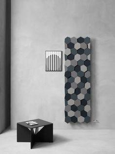 la tua casa tailor made Dyi Wall Decor, Decorative Radiators, Radiator Heater, Vertical Radiators, Ral Colours, Towel Warmer, Interior Decorating, Interior Design, Love Home
