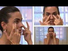 Exercícios de ginástica facial contra as rugas! - YouTube