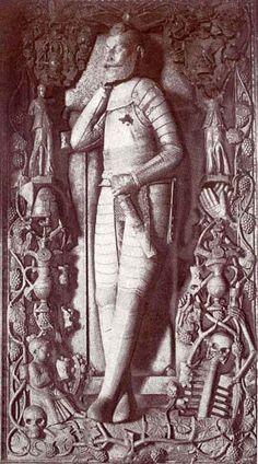 Tomb of György (Georgius) Apaffy, Church of Gyulafehérvár (now Alba Iulia, Transylvania, Romania)