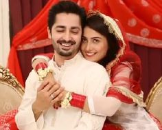 aiza khan wedding pics - Google Search Wedding Pics, Wedding Couples, Wedding Events, Wedding Ideas, Wedding Dresses, Aiza Khan Wedding, Ayeza Khan, Pakistani Actress, Muslim Couples