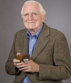 Douglas Engelbart - he invented the first mouse for a computer