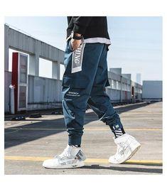 Men Joggers Letter Print Ankel-Length Hot Fashions Design Hip Hop Trac – Agodeal Track Pants Mens, Cargo Pants Men, Slim Fit Khakis, Slim Fit Pants, Fashion Pants, Sneakers Fashion, Mens Fashion, Men's Sneakers, Latex Fashion