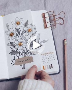 Photo by Shayda Campbell on February Bullet Journal Lettering, Bullet Journal Headers, Bullet Journal Cover Page, Bullet Journal 2020, Bullet Journal Aesthetic, Bullet Journal Notebook, Bullet Journal Inspo, Bullet Journal Layout, Journal Covers
