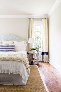 Master Bedroom - Umber Cloud by Porter Paints coats the walls