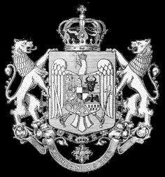 romanian coat of arms - Sök på Google Axis Powers, Coat Of Arms, Ancestry, World War Ii, Tatoos, Art Ideas, Projects To Try, Stress, Board