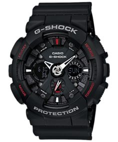 d9a349846d6 online shopping for Casio Men s Black G-Shock Analog Digital Anti-Magnectic  (model number from top store. See new offer for Casio Men s Black G-Shock  Analog ...