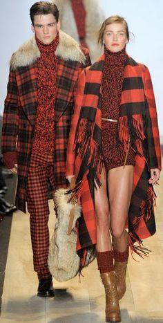 The Fashion Mood Book: New trend_Tartan