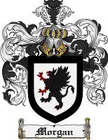 Morgan Coat of Arms / Morgan Family Crest