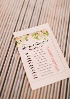 Bridal shower games the whole gang will love