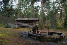 Lauhanvuori - Spitaalijärven telttailualue Finland, National Parks, Plants, Southern, Pictures, People, Photos, Planters, People Illustration