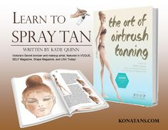 Invest in Yourself by Learning to Spray Tan  |  KonaTans.com