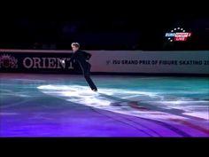 Michal Brezina Ex. Rostelecom Cup 2014