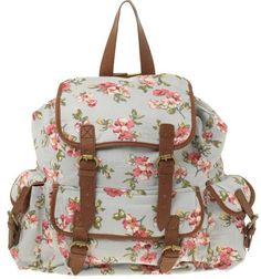 Cute Vintage Backpack Tools