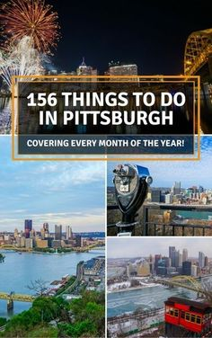 Space Guide Looking for things to do in Pittsburgh? Check out 156 things to do in this guide! - Never be bored in Pittsburgh again. Our city guide features 156 things to do in Pittsburgh- enough to keep you busy every weekend of the year! Places To Travel, Places To See, Travel Destinations, Visit Pittsburgh, Pittsburgh City, Attraction, Stuff To Do, Things To Do, Las Vegas