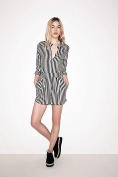 bw stripes...