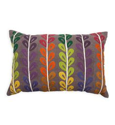 Scatter Cushion: Embroidered, Stems | Curtains, Cushions & Throws | Homeware | Woolworths.co.za | Food, Home, Clothing & General Merchandise available online! Scatter Cushions, Throw Pillows, Stems, Curtains, Sewing, Clothing, Food, Drift Wood, Outfits