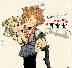Loki x Lucy   Fairytail