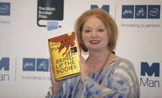 Hilary Mantel wins 2012 Man Booker Prize for Fiction Oxford Brookes University, Katherine Grainger, New Oxford, Body M, Human Rights, Photo Credit, The Man, Olympics, Fiction