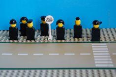 "LEGO Stiffs ""The Anonymous"""