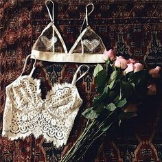 How to Chic: SHOP THE LOOK - LACE LINGERIE - ROMANTIC VIBES