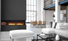 _  3 Reasons to Choose a UL Listed Fireplace: _ 1. Safety Standards: Ensures products have undergone rigorous testing by a 3rd party _ 2. Hassle-free Installation: Many professionals will not install non-UL listed products _ 3. Credibility: UL has been a trusted source for product testing for over a century _ Shop our website for the most extensive selection of UL listed ethanol products in the world! Featured Flex model available in US and CAD only.