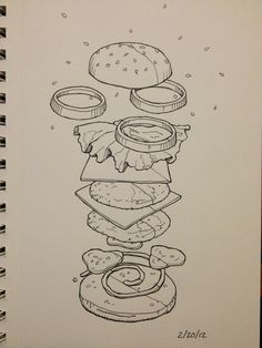 2012 Drawing Challenge
