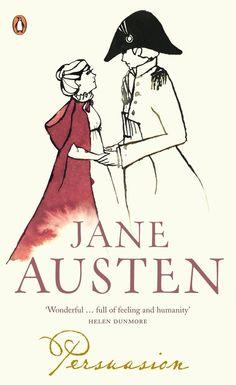Persuasion by Jane Austen - Pocket Penguin Classics #janeausten