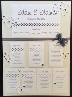 Traditional wedding table plan decorated to match the Navy Blue Hearts featured on the Invitations and other stationery Blue Hearts, Table Plans, Traditional Wedding, Facebook Sign Up, Wedding Table, Stationery, Navy Blue, Place Card Holders, Invitations