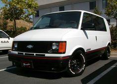 Custom Astro Van Interiors