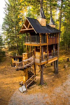 14 Highly-Rated Treehouse Rentals - Elevate your camping game and fulfill your . - 14 Highly-Rated Treehouse Rentals – Elevate your camping game and fulfill your childhood dream b -