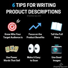Teespring, dropshipping, e-commerce and marketing on social media like favebook. How to sell the best product in drop Tail loper grant cardonne Social Proof, Target Audience, How To Become, How To Make, Writing Tips, Spy, Cool Words, Social Media, Product Description
