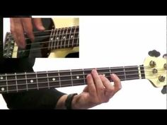 50 Bass Grooves - #2 Upbeat Funk - Bass Guitar Lesson - David Santos - YouTube