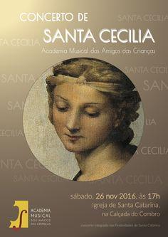 Concerto de Santa Cecília, 2016