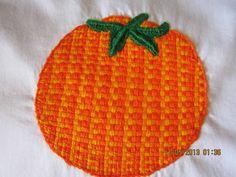 Naranja en dos colores