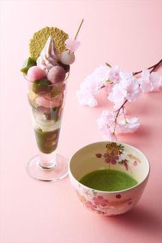 Cute Food Drawings, Cute Desserts, Cafe Food, Food Crafts, Aesthetic Food, Confectionery, Food Presentation, Drinking Tea, Japanese Food