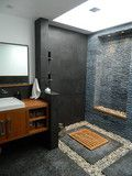 Bali meets Modern Bath