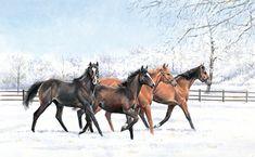 """Winter Walk"" by Caroline Cook"