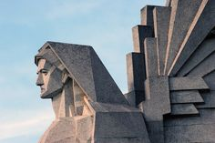 Estatua Art Deco