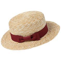 8a53aaea online shopping for BABEYOND Men's Brim Boater Hat Gatsby Straw Hat Costume  Accessories from top store. See new offer for BABEYOND Men's Brim Boater Hat  ...