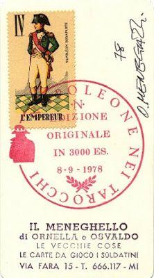 Museo Internazionale dei Tarocchi: Osvaldo Menegazzi (Il Meneghello)